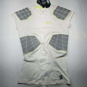 NIKE Football Compression Shirt with PADS / NEW